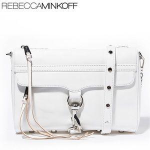 R E B E C C A M I N K O F F : MAC Crossbody Bag